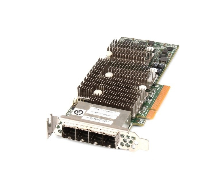 Dell LSI SAS 9206-16e Host Bus Adapter PCI-E 3.0 4 SFF-8644 (Low Profile Bracket Only) Tfjrw