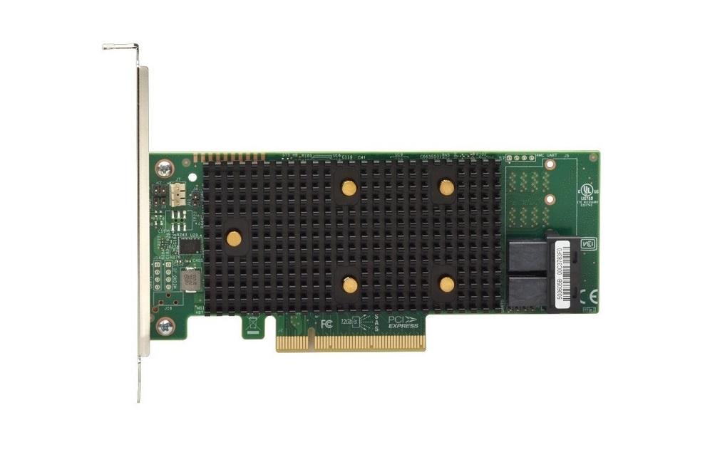 Lenovo 7Y37A01088 Thinksystem 430-8i SAS/SATA PCI-E 3.0 x8 12GB HBA Storage Controller 7Y37A01088