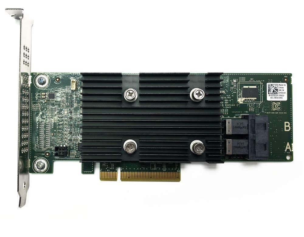 Dell HH330 12GB/S SAS Eight Port PCI-E 3.0 X8 RAID Controller 405-AAMV