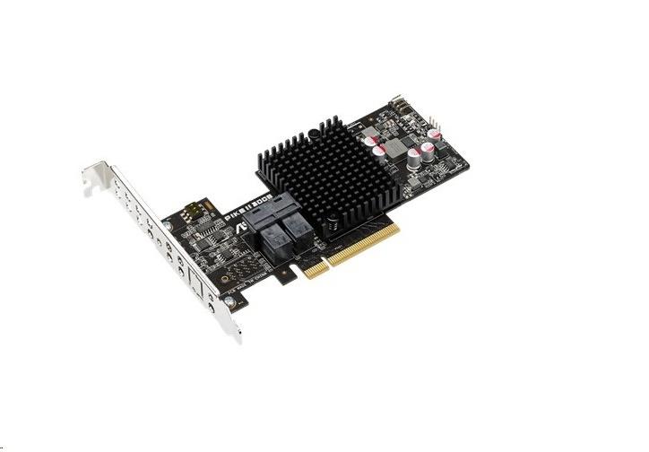 Asus Pike II 3008-8I SAS 12GB/s 8-Ports PCI-E 3.0 Storage Solution RAID Controller PIKE-II-3008-8I