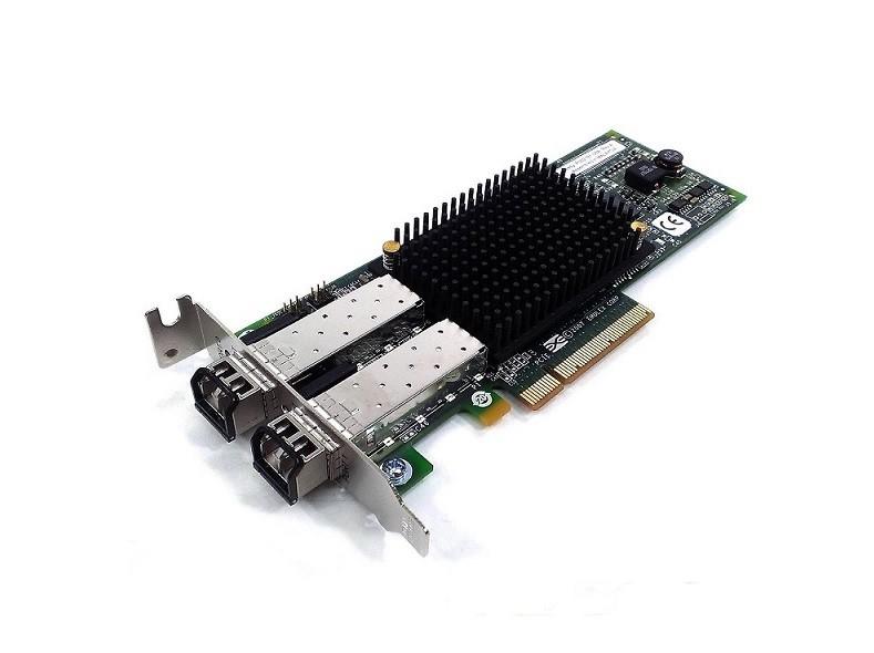 SUN 371-4306 8Gigabit/Sec PCI Express Dual FC Host Adapter Dual Ports 3714306