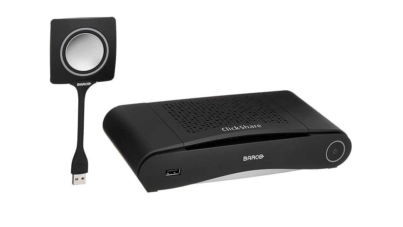 Barco CS-100 Clickshare Wireless Presentation System R9861510NA