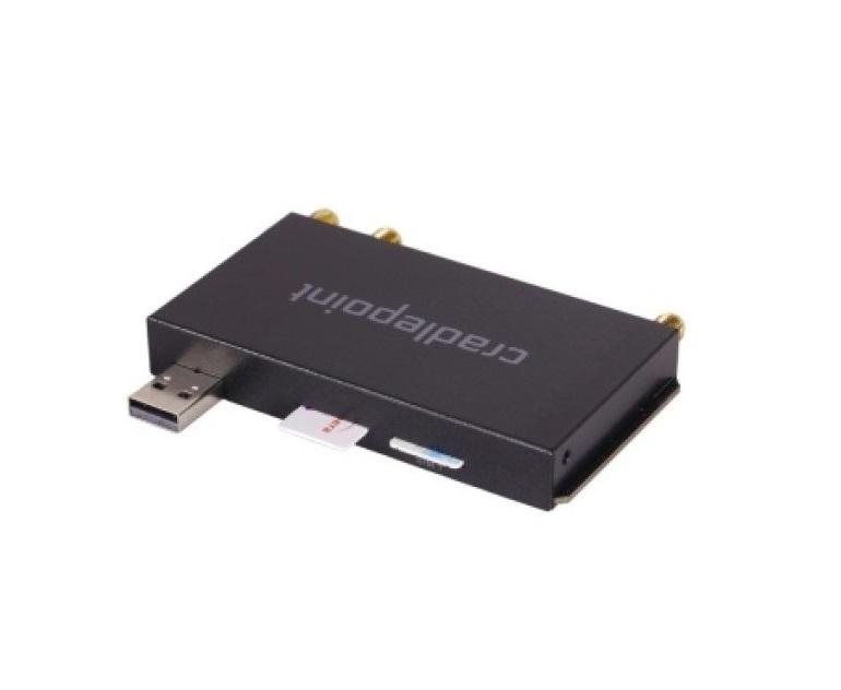 Cradlepoint MC400 USB Cellular Modem 100Mbps LTE GSM HSPA+ Sprint MC400LPE-SP
