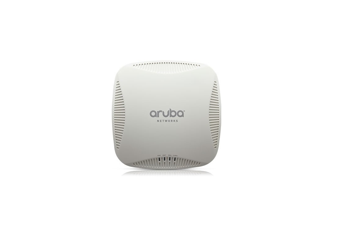 Aruba AP-204 2.4/5GHz In-ceiling PoE Access Point AP-204