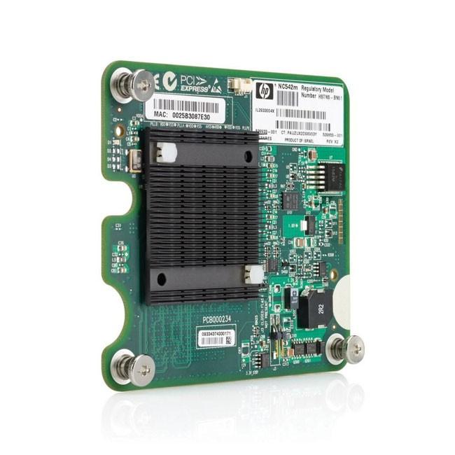 HP Blc NC542M 10GBE Kr Dual Port Adptrr 539855-001