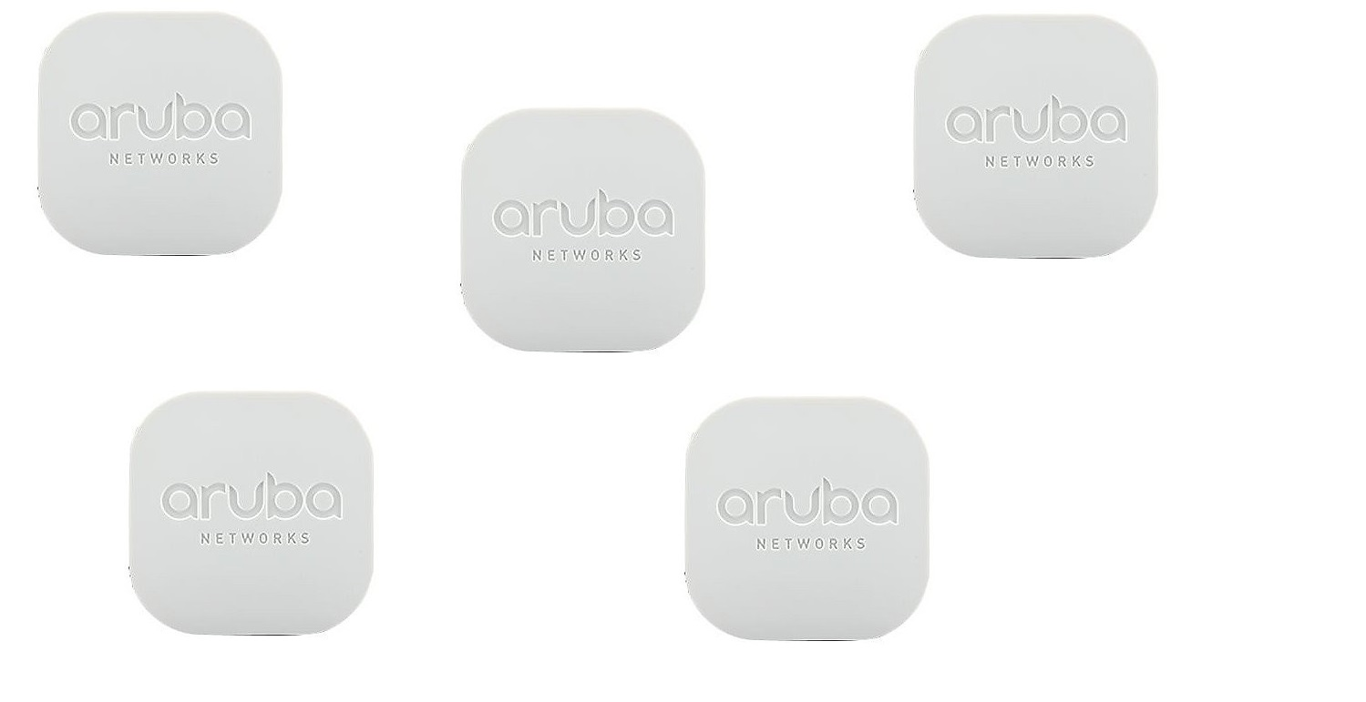 HP Aruba BlueTooth LE Beacon Pack of 5 JX984A
