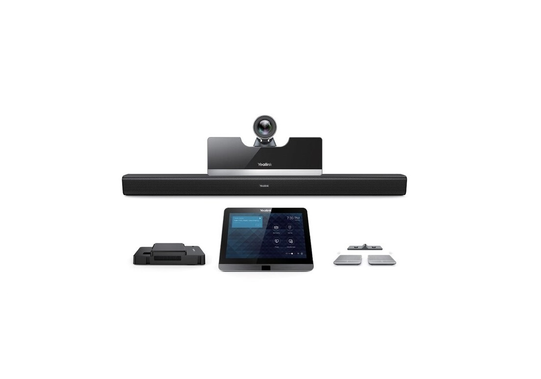 Yealink MVC500-Wireless Microsoft Teams i5-7th 8GB 128GB Conferencing System MVC500-WIRELESS-N7I5