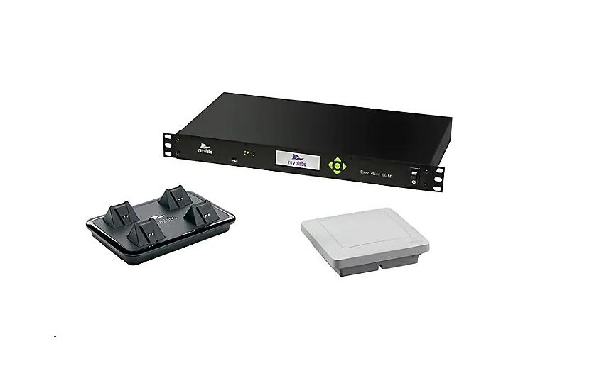 Revolabs Executive ELite 2 Channel System Without Microphones 01-ELITEEXEC2
