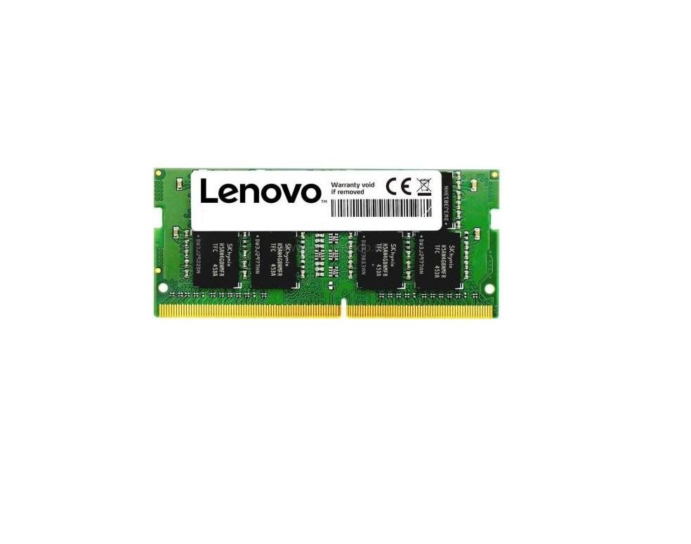 16GB Lenovo DDR4 2400MHz PC4-19200 260pin Non-ECC SODIMM Memory 4X70N24889