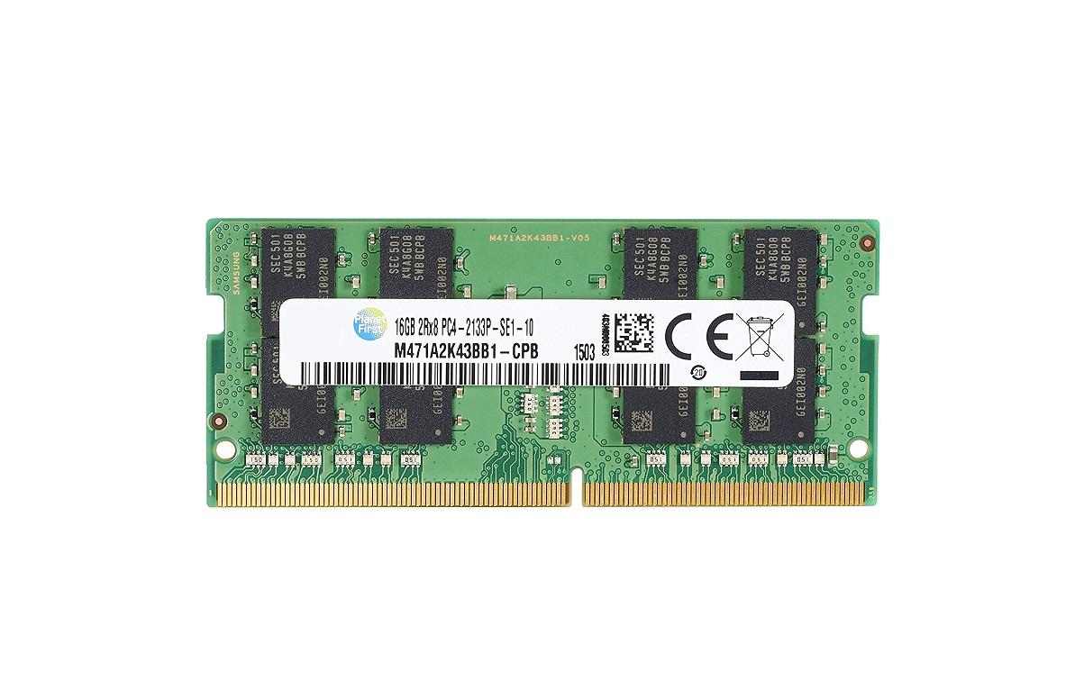 8GB HP Z9H56AT DDR4-2400 SODIMM 260pin Memory Z9H56AT