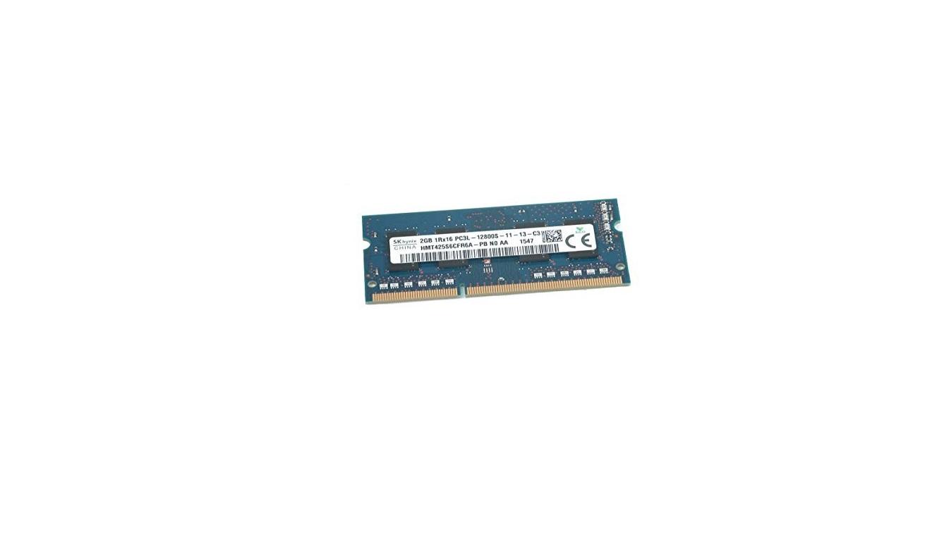 2GB Hynix DDR3-1600MHz PC3-12800 SO-DIMM Memory HMT425S6CFR6A-PB