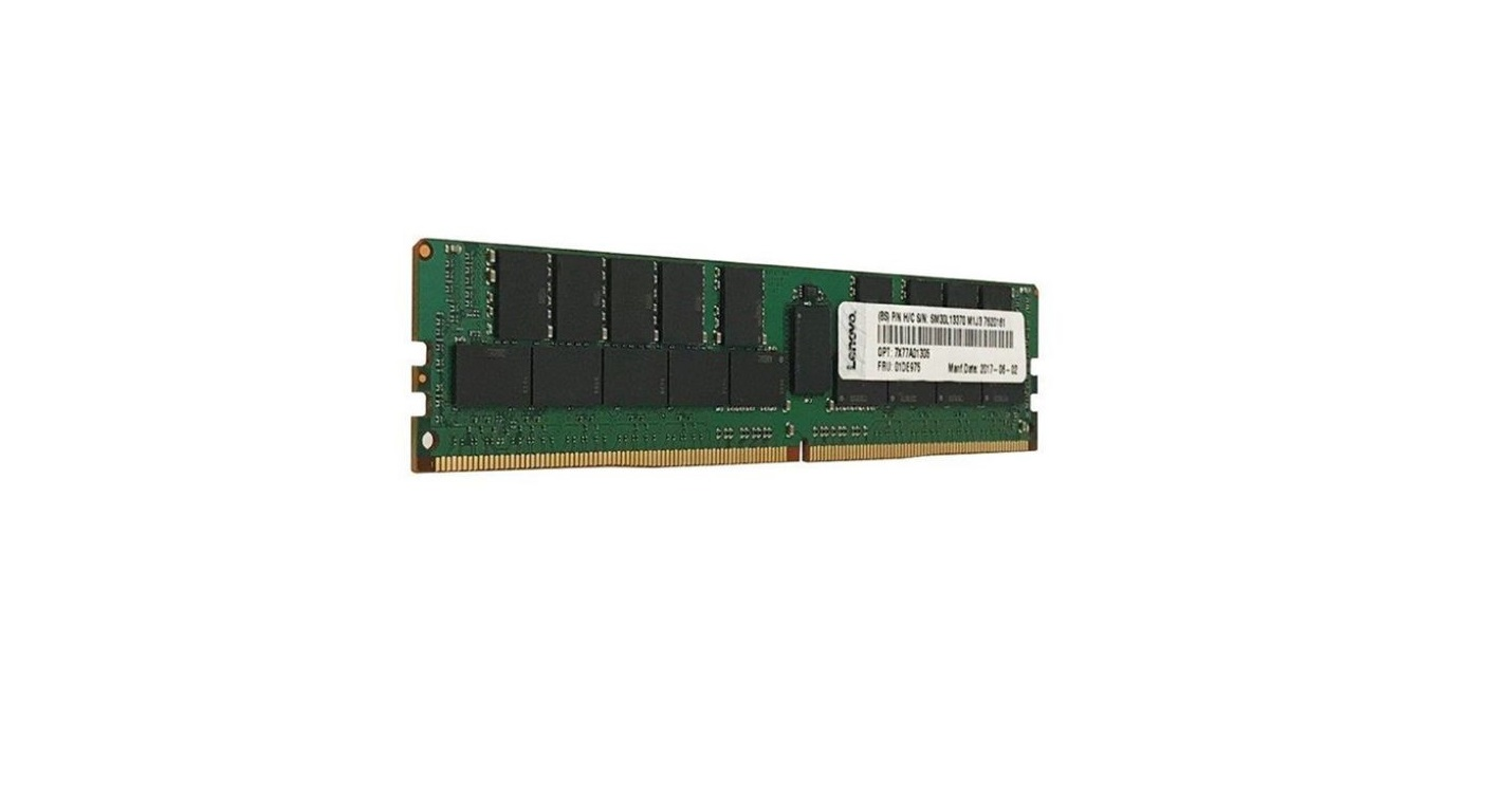 32GB Lenovo DDR4 2133MHz DIMM 288pin ECC Registered Memory 95Y4810