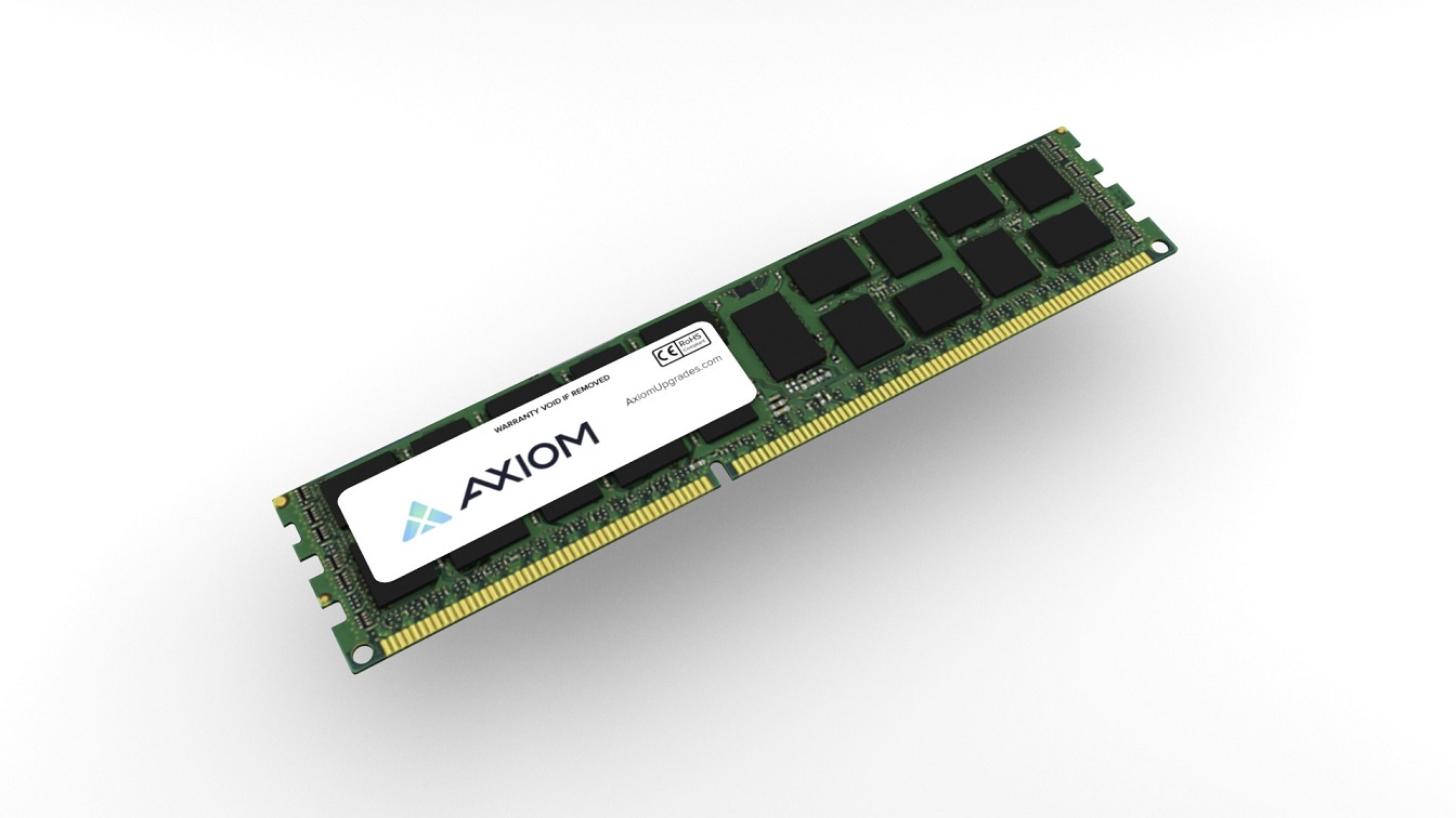 8GB Axiom DDR3-1333 LV RDIMM Memory A4051428-AX