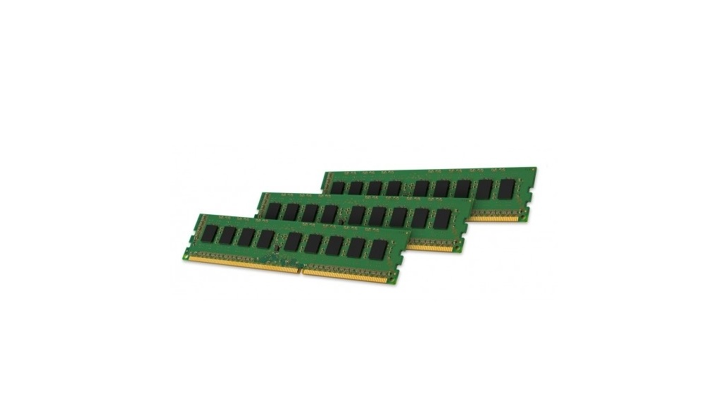 24GB (8GB x3) DDR3 1866MHz PC3-14900 240pin ECC Registered CL13 Kingston Memory KVR18R13S4K3/24