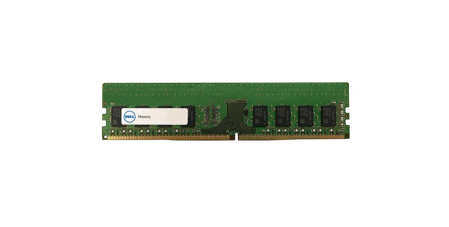 8GB Dell 1Rx8 DDR4 UDIMM 2400MHz DIMM Non-ECC Memory SNPM0VW4C/8G