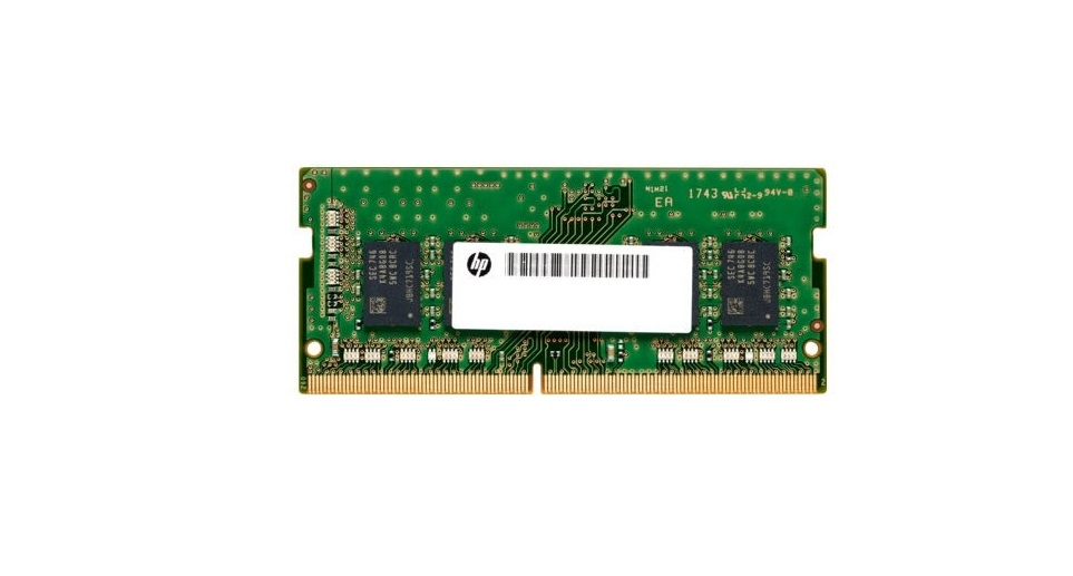 Hp 8GB DDR4 2666MHz PC4-21300 Non-ECC 260pin Sodimm Memory 3TK88AT