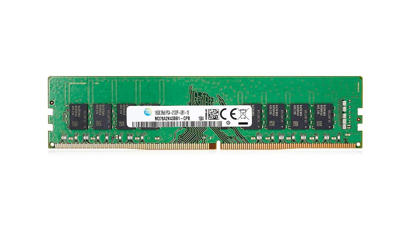 Hp 8GB 3TK87AT DDR4-2666MHz Non-ECC Dimm Memory