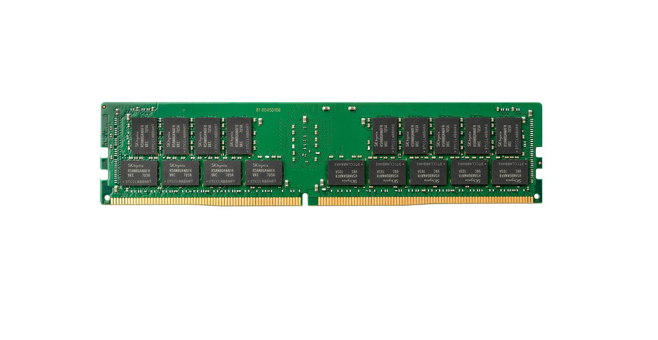 32GB HP DDR4-2666 DIMM 288pin SDRAM ECC Registered Memory 1XD86AT