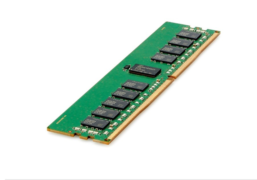 Hp 16GB DDR4 2933MHz PC4-23400 Ecc Registered CL21 288pin Server Memory P19041-B21