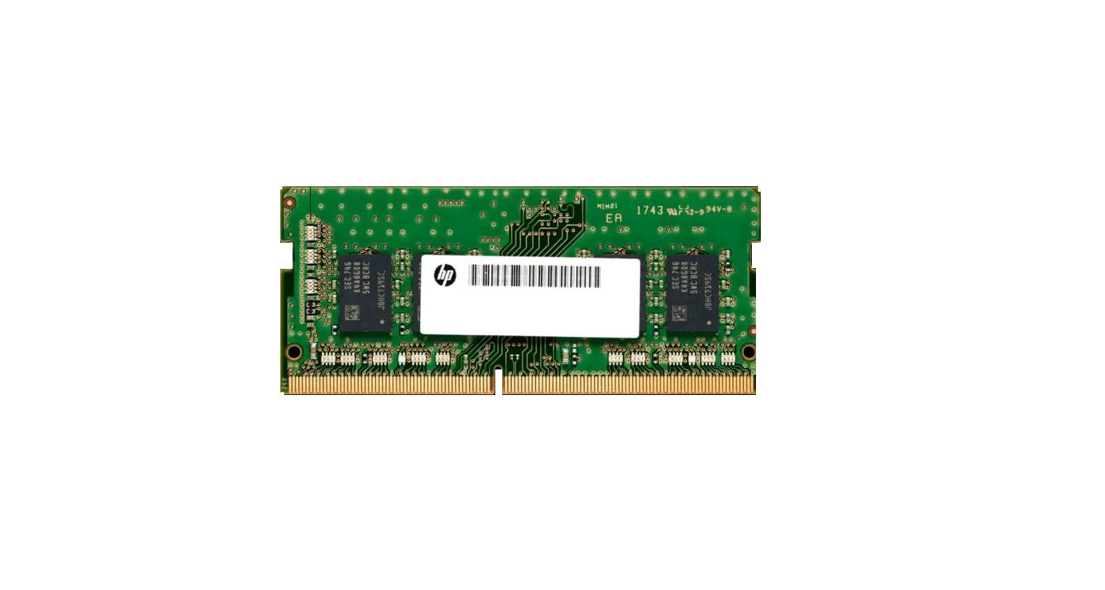 Hp 8GB DDR4 2666MHz  PC4-21300 SO-DIMM 260pin Non-ECC Memory 4VN06UT#ABA