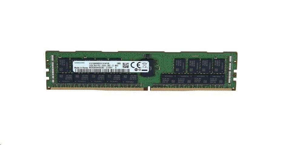 Samsung 32GB DDR4 2666MHz PC4-21300 CL19 Ecc Registered 1.2 V 288pin Server Memory M393A4K40CB2-CTD