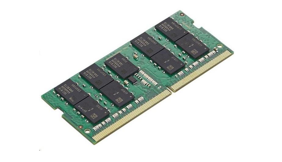 Lenovo 16GB DDR4 2666MHz PC4-21300 Sodimm Non-ECC 260pin Memory 4X70W30751