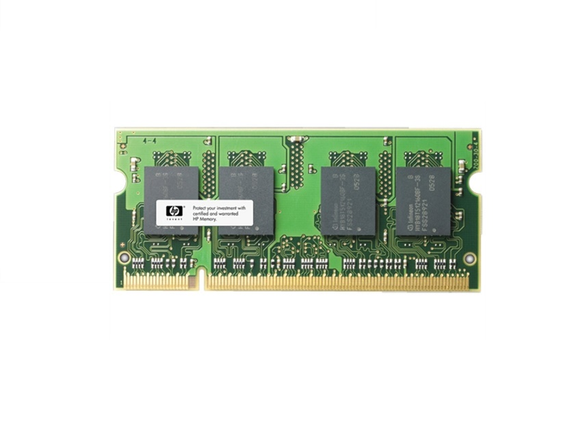 2GB DDR3 1600MHz PC3-12800 SODIMM Non-ECC HP Memory B4U38AA