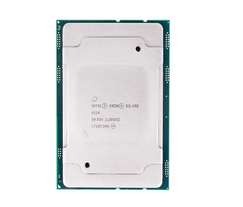 2.2GHz Intel Xeon 4114 Silver 10-core 13.75M Cache FCLGA3647 Processor CD8067303561800