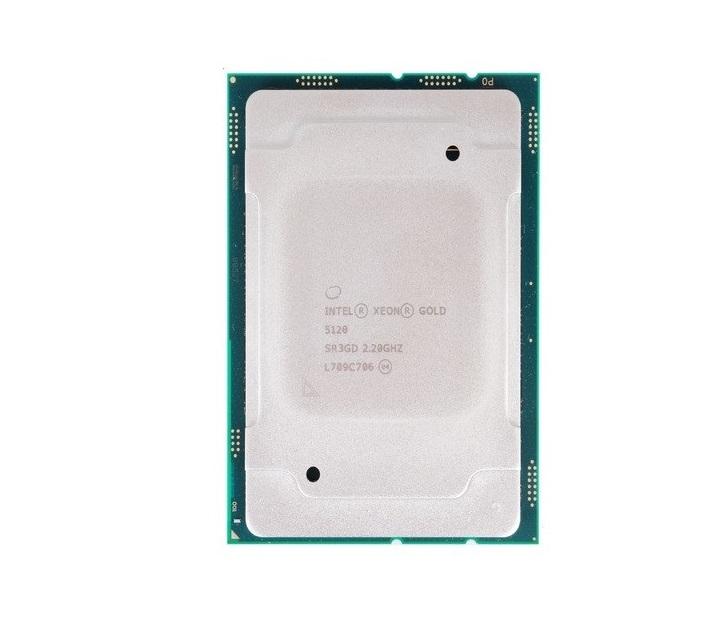 Intel 2.2GHz Xeon Gold 5120 14-core FCLGA3647 19.25MB Cache Server Processor SR3GD