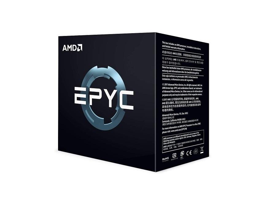 Amd 2.8GHz Epyc 7401P 24 Cores 64MB Cache Socket 1P Server Processor PS740PBEAFWOF
