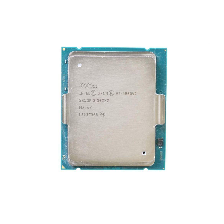 2.3GHz Intel Xeon E7-4850 v2 12 Cores FCLGA2011 24MB Cache Processor SR1GP