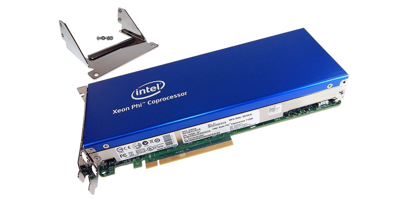 Hp 1.238GHz Intel Xeon Phi 7120P (16GB/300W) PCI-E Coprocessor E2M34A