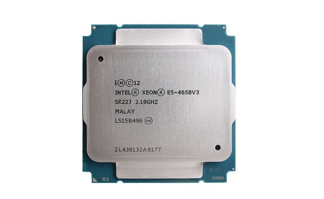 2.1GHz Intel Xeon E5-4650 v3 12 Cores FCLGA2011 Processor CM8064401441008