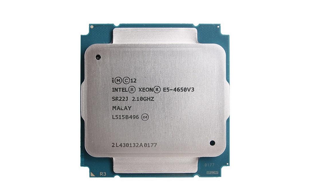 Intel 2.1GHz Xeon E5-4650 v3 12 Cores FCLGA2011 Processor SR22J