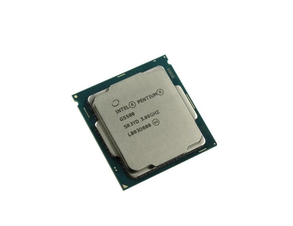 Intel 3.8GHz Pentium Gold G5500 LGA1151 4MB Cache Processor CM8068403377611