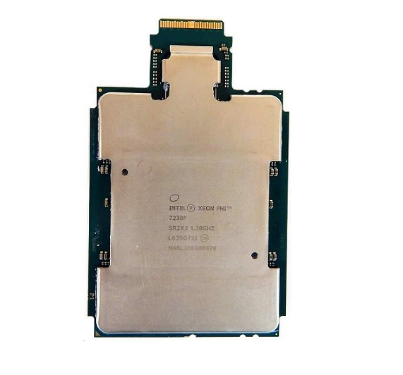 Intel 1.30GHz Xeon Phi 7230F 64-Core 16GB FC-LGA14B Socket 3647 HJ8066702269002