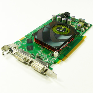 Hp 256MB Nvidia Quadro FX3500 PCI-E Dual Dvi TV-out ES357AA