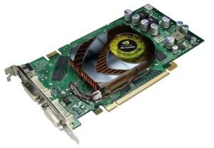 256MB HP nVIDIA Quadro FX1500 PCI-E Graphics Card Dual DVI ES355UT
