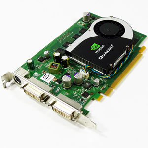 Hp 512MB Quadro FX1700 Pci Express x16 Dual Dvi HDTV-Out GP529UT