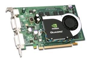Hp 512MB Compaq Quadro FX1700 DDR2 Dual Dvi PCI-E 16x 454317-001