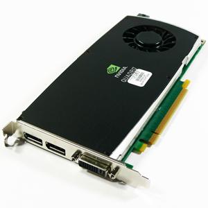 1GB HP nVIDIA Quadro FX3800 DDR3 PCI-E x16 FY949UT