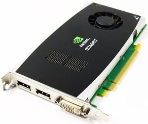 1GB HP Compaq nVIDIA Quadro FX3800 DDR3 PCI-E x16 508285-001 Graphics Card