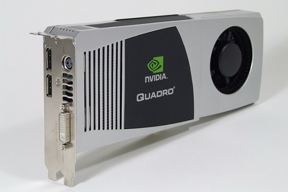 1.5GB HP nVIDIA Quadro FX4800 PCI-E 2.0 DVI/Display Port 536796-001 536796001