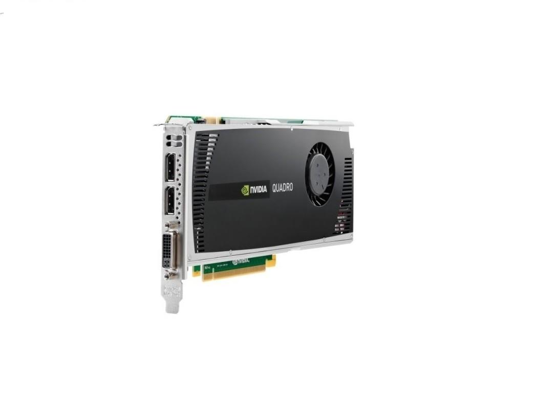 2GB Lenovo nVIDIA Quadro 4000 DVI Dual DisplayPort Graphics Card 57Y4480