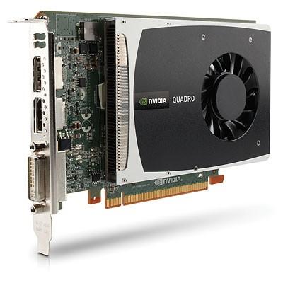 1GB HP Quadro 2000 PCI Express 2.0 616075-001 Graphics Card