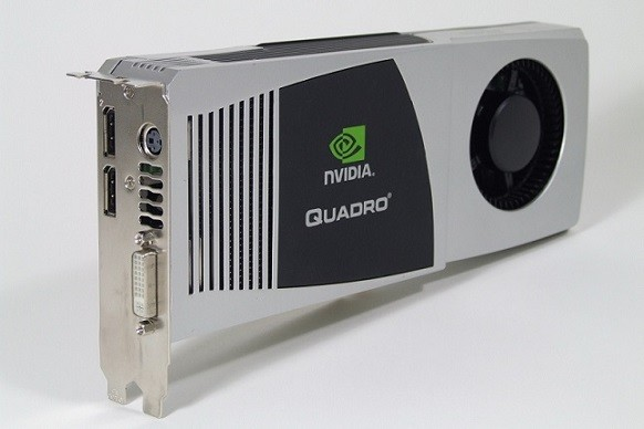 1.5GB HP nVIDIA Quadro FX 4800 PCI-E 2.0 DVI/Display Port Graphics Card FX4800 FY886AV