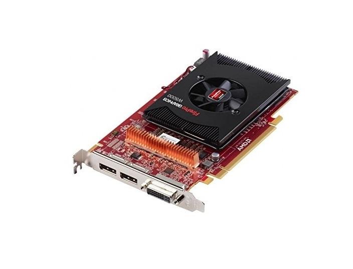 Amd 2GB Firepro W5000 GDDR5 Dvi 2x Displayport Pci Express 3.0 x16 100-505635 Workstation Graphics Card