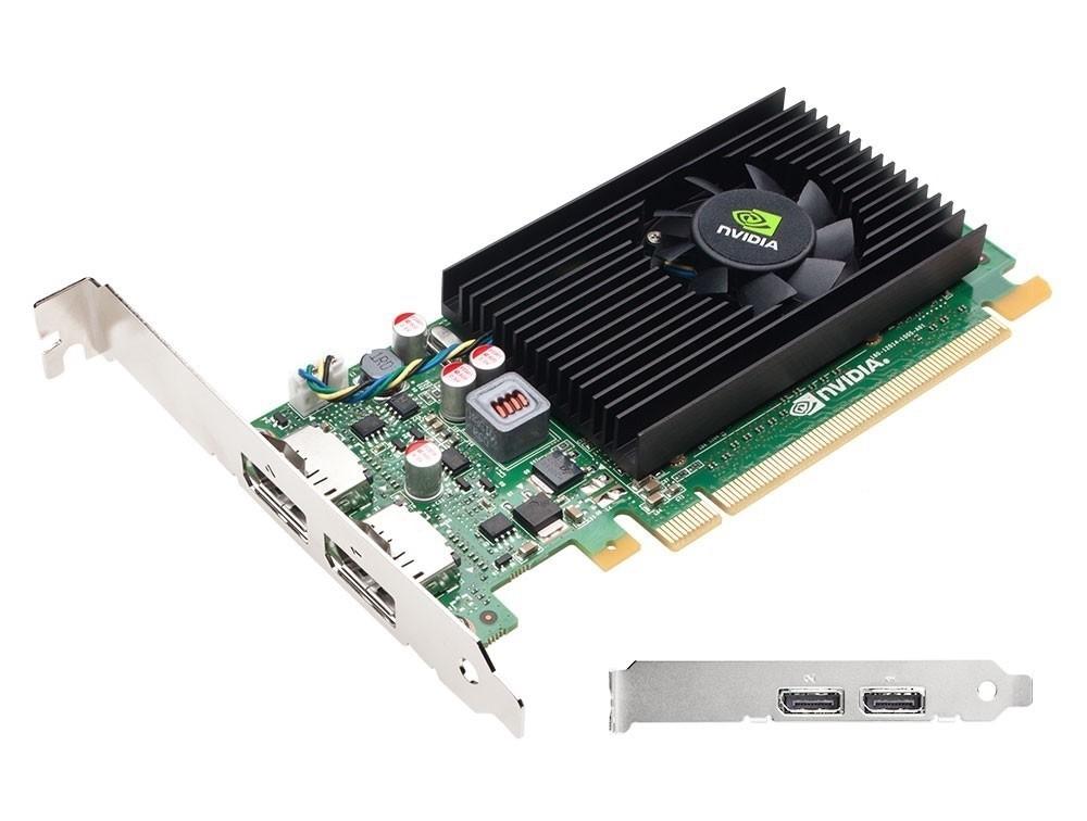 1GB HP Quadro NVS 310 2x DisplayPort PCI Express x16 Graphics Card M6V51AT NVS310