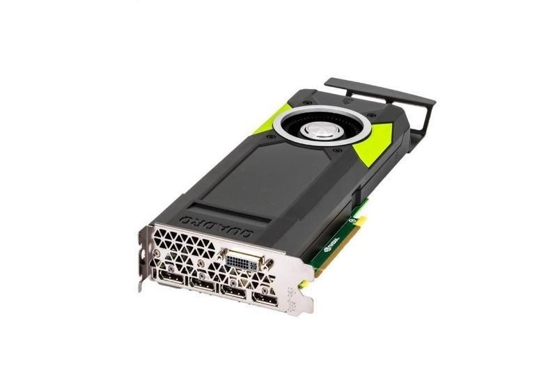 8GB Dell nVIDIA Quadro M5000 DVI 4x DisplayPort PCI Express 3.0 x16 Graphics Card Y1P3V