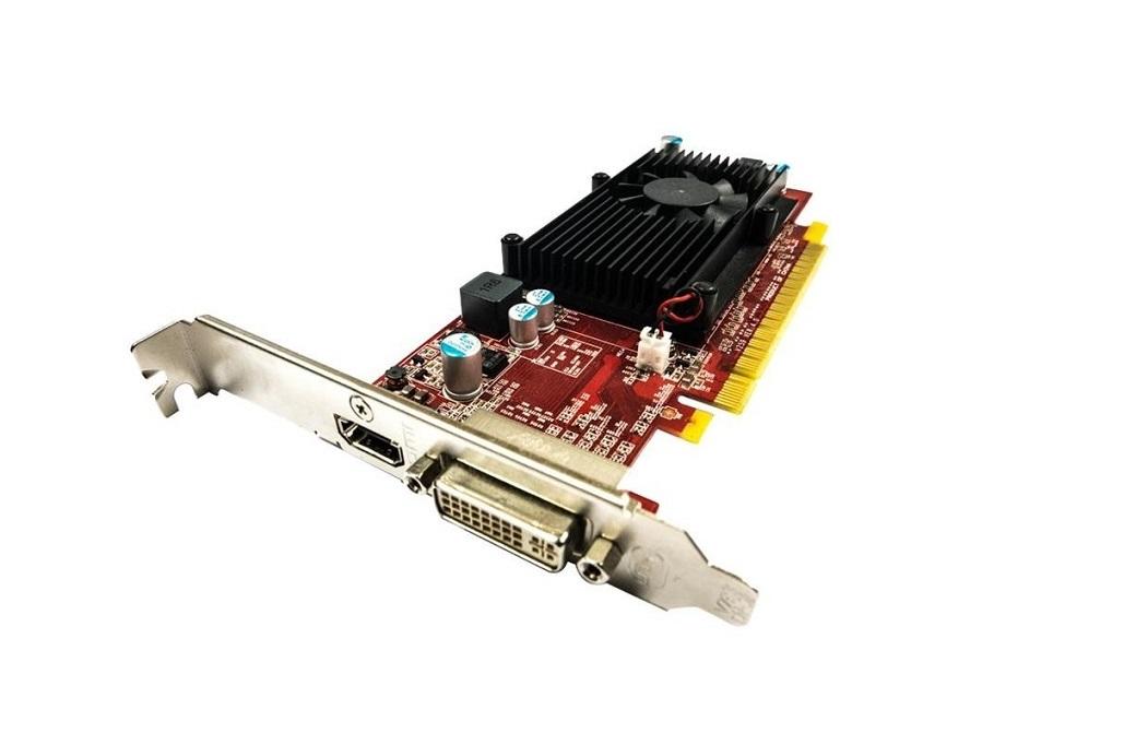 1GB HP nVIDIA GT705 EMU2 DVI HDMI DDR3 PCIex16 Graphics Card 795582-001
